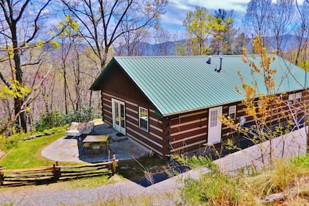 Private Cabin in Black Mountain 20min to Asheville