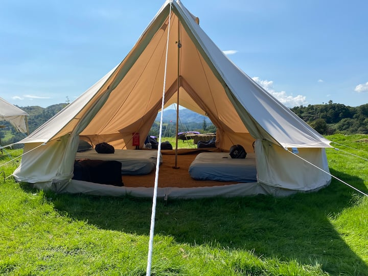 Exclusive Family Camp Site -  Lake District