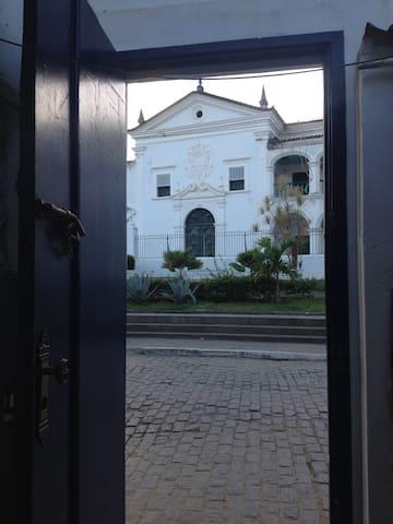 Casa/Kitnet aconchegante/bem locali - Cachoeira - Casa
