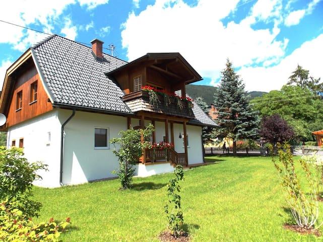 Greifenburg, Kärnten - Greifenburg - Ház