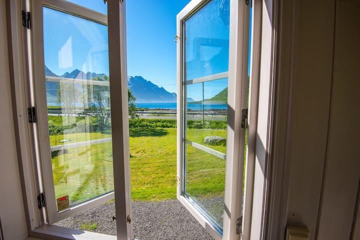 Rooms for rent in Lofoten (Room 3)