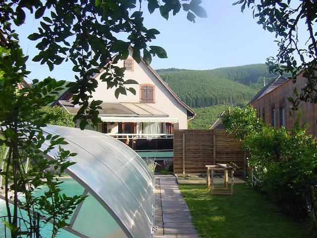 Printemps / été en Alsace - Urmatt - Apartament