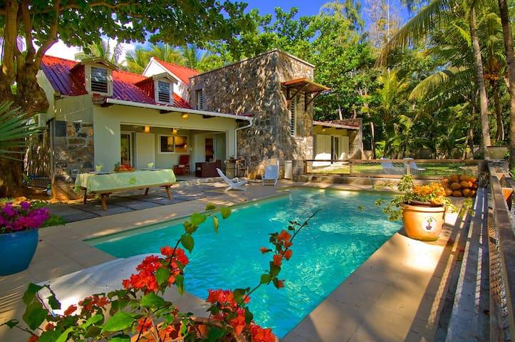 Villa Riambelle - Surinam - Vila