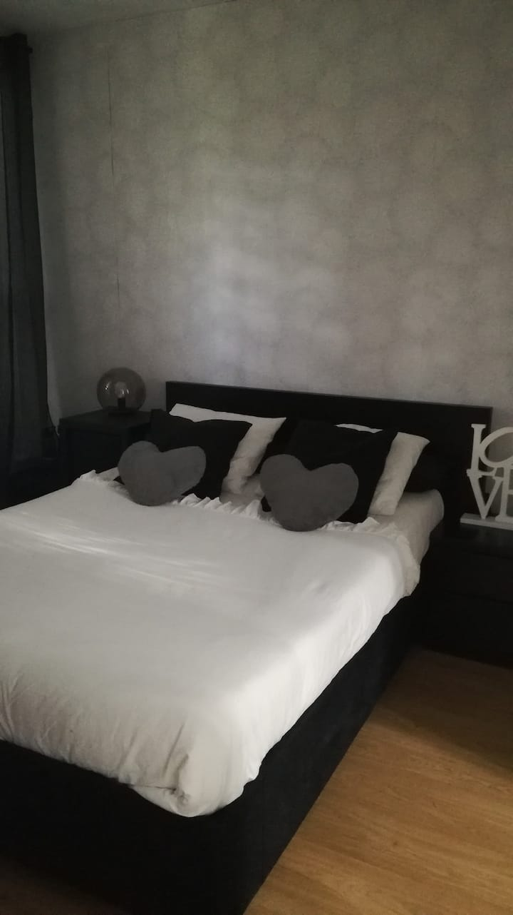 Apartamento acogedor en Madrid
