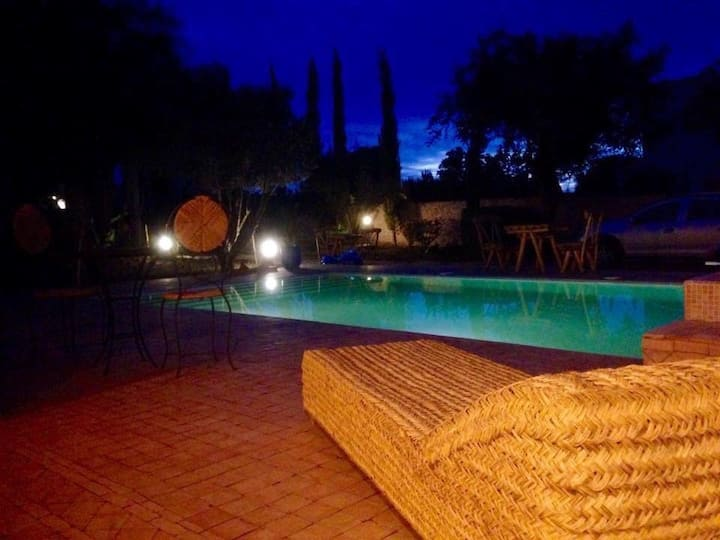 Villa P'Tit Lou Essaouira ..La Suite Familiale