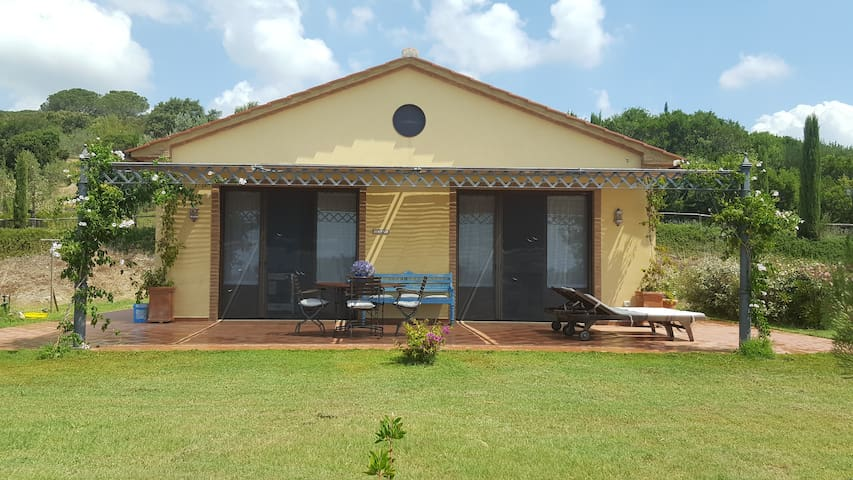 Casa Oceano, Localita' Serradestri