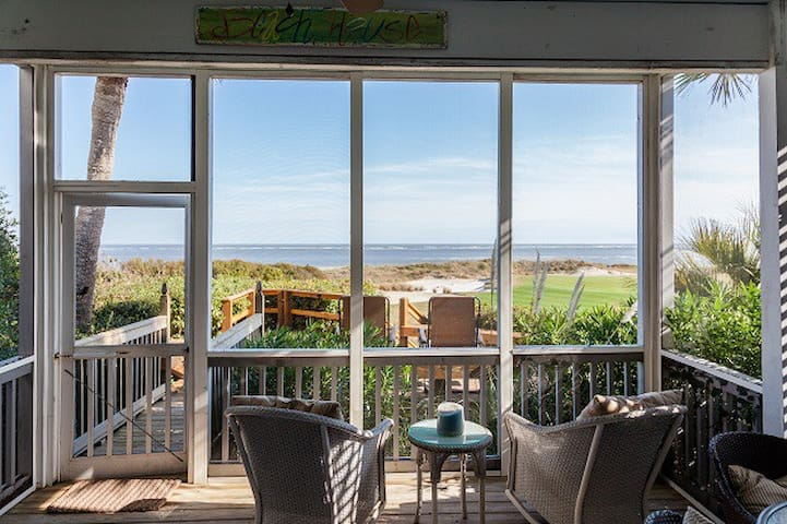 Bright Vacation Home w/ Ocean & Golf Course Views