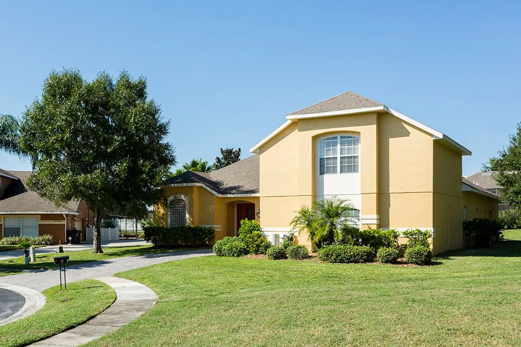 W026 5 Bedroom Formosa Gardens Villa Houses For Rent In Kissimmee Florid