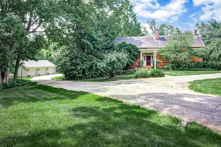 Country Estate in Pleasantville - Pleasantville - Hus