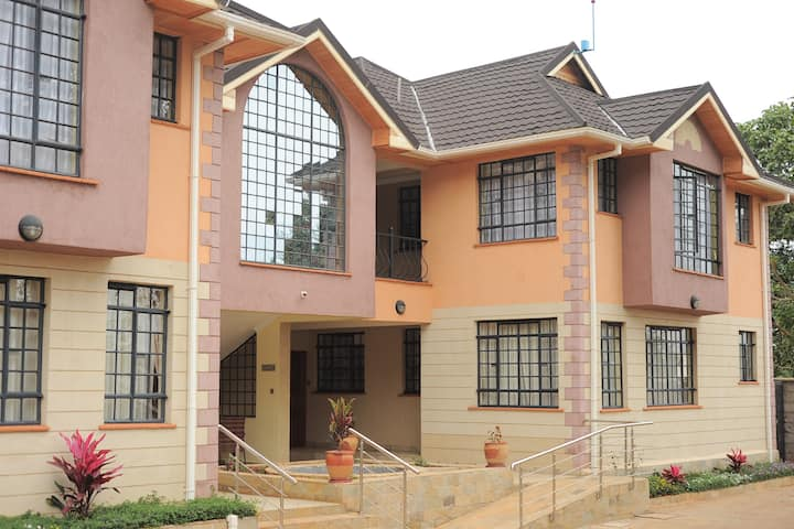 Davis Court-Nyeri Furnished Suites