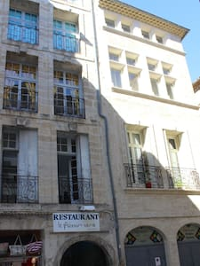Charm in the heart of historic medieval Pezenas - Pézenas
