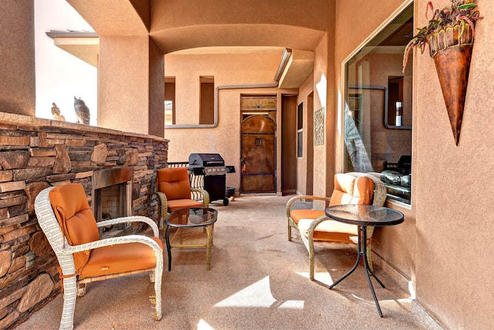 POOLS OPEN!!Zion National Park Rental With BBQ, Hot Tub and Pools