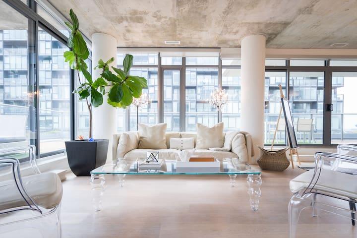 Stay in a Luxury Loft with Terrace