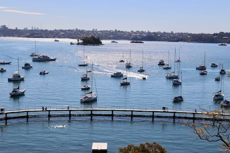 Luxury Double Bay Unit - 3 Min  To Harbour Pool