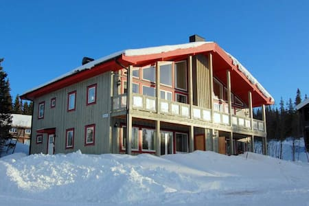 Mountain lodge in Åre Björnen - Åre - Multipropietat (timeshare)