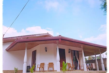 The whole house is yours! 2 bedroom, 1 bathroom,