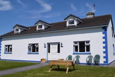 Cois Cuain B& B - Double Room w/ en-suite - Inishmaan - Bed & Breakfast