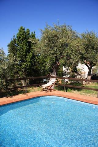 cottage con piscina cefalù - Mazzaforno - Casa