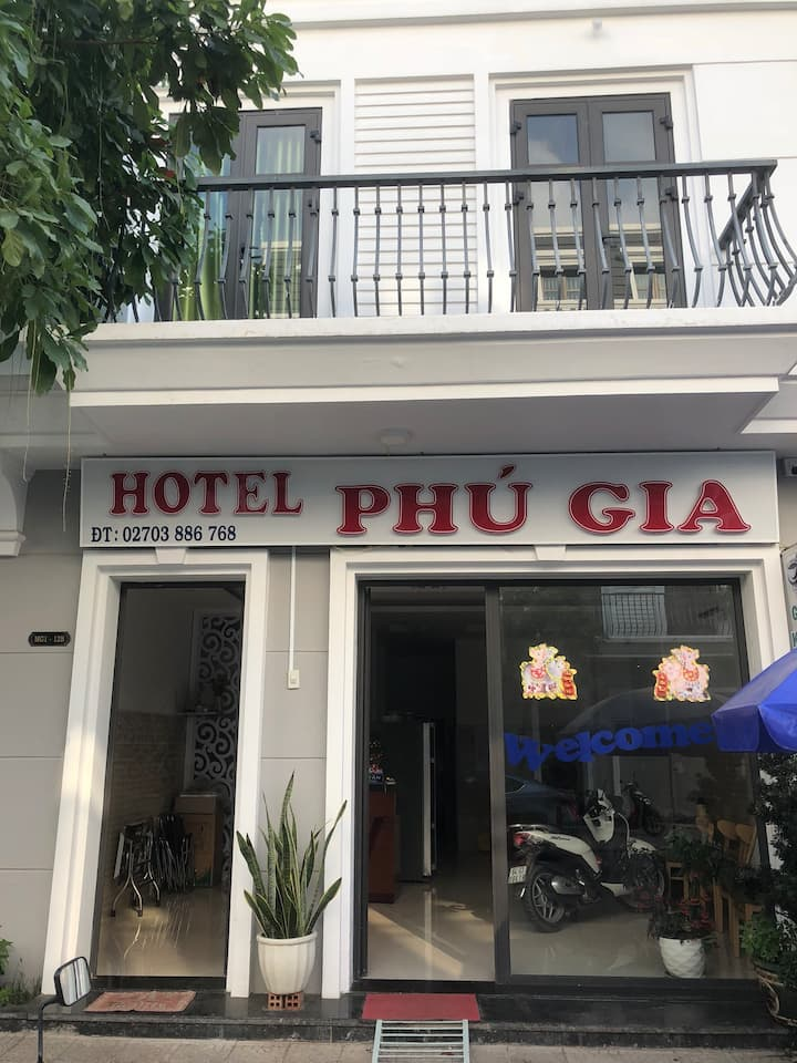 New hotel at Vincom Vinh Long