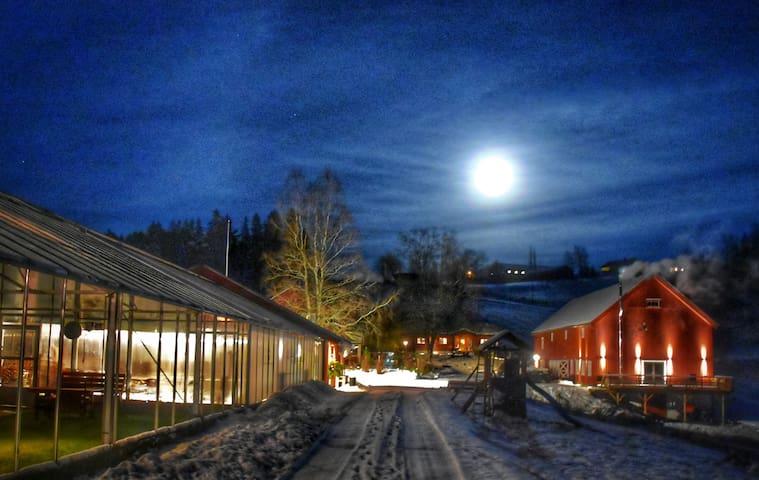 Yttervik - 2. etg med 5 soverom og fellesareal