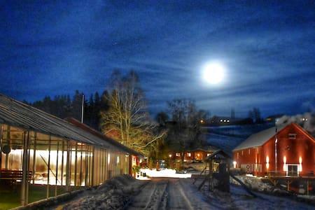 Yttervik, 2. etg 5 rom og fellesareal, ladestasjon