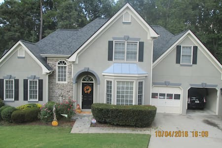 Cozy, Quiet, Basement Mother in Law Suite - Douglasville