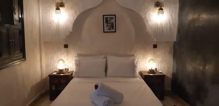 La Chambre BERRIMA à Riad Simon Marrakech