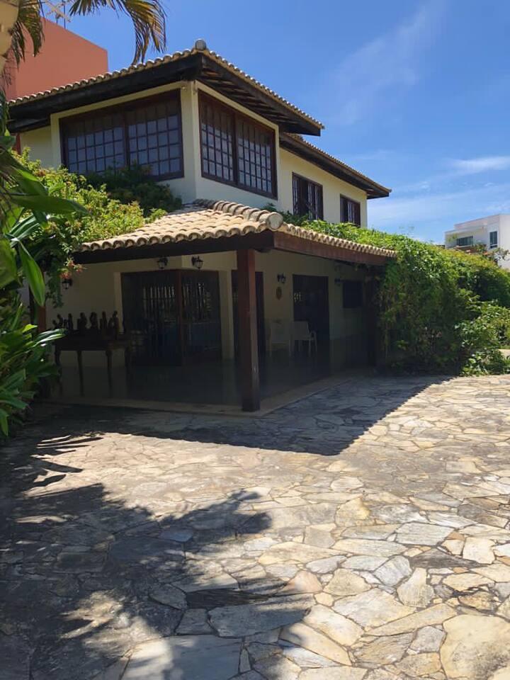 Deliciosa Casa Na Bahia.