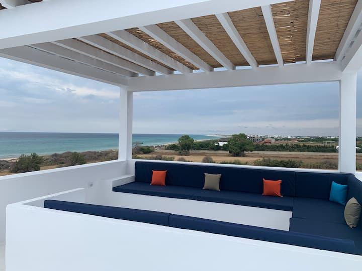 Appartement Rooftop avec vue sur  mer
