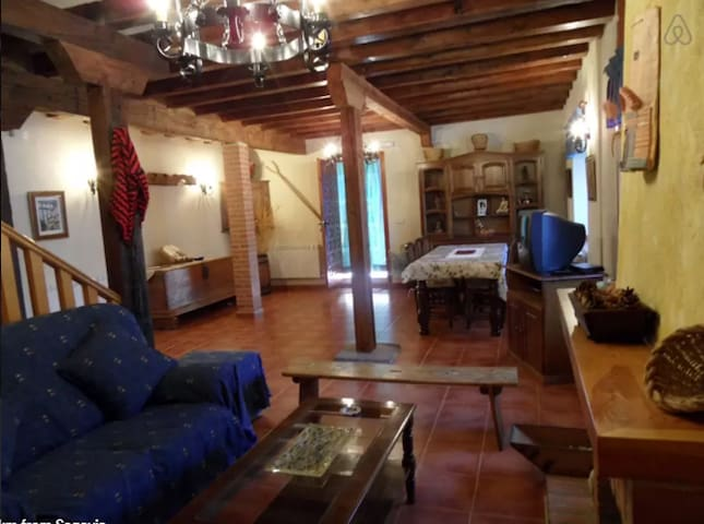 Gorgeous countryhouse near Segovia