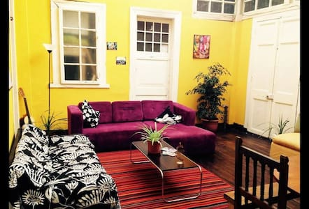 Habitación Compartida Casa Elias B3(5 camas) - Valparaíso - House