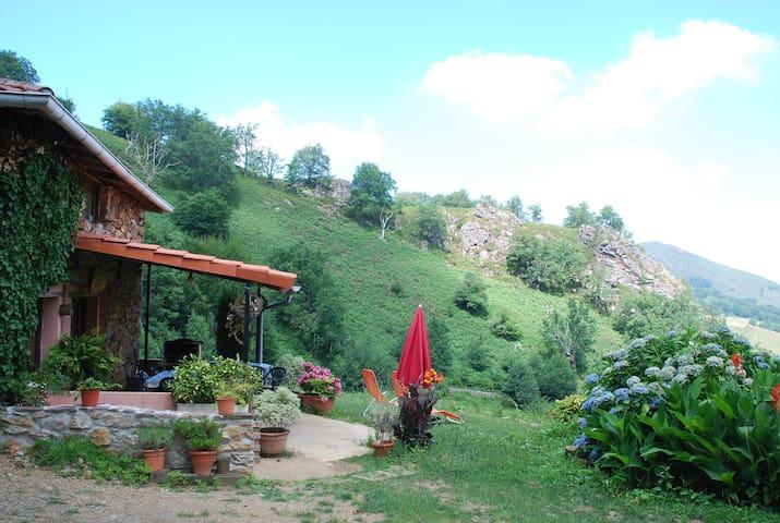 Casa Rural Pirineo Navarro - Etxalar - บ้าน