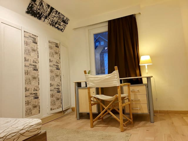 Attractive & Cozy Central Zimmer in Stuttgart