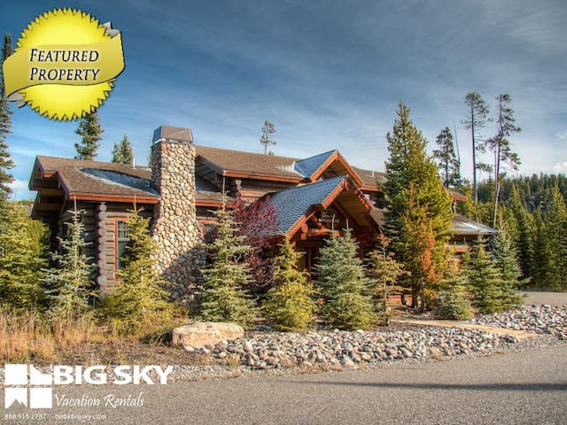 Big Dog Lodge - Big Sky - Huis