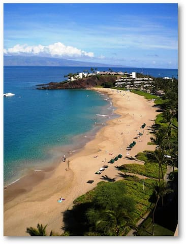 The Whaler on Kaanapali Beach Luxury Condo