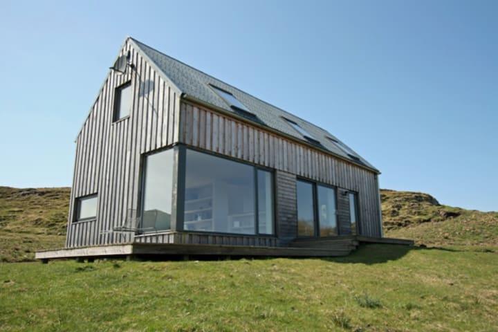 The Timber House, Isle of Skye