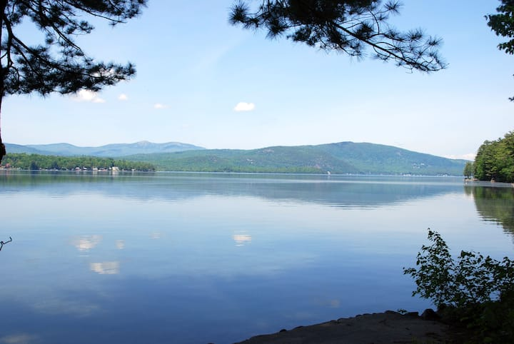 Historic Gem on the S-E shore of Newfound Lake