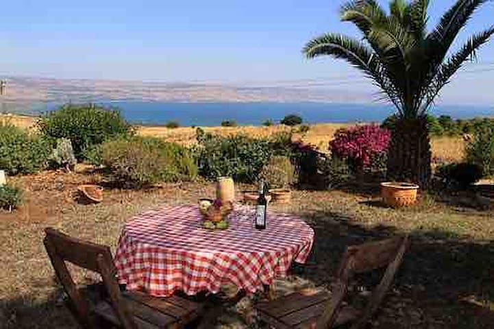 Pinabagalil,  sea of  galilee 2 rooms apartment.