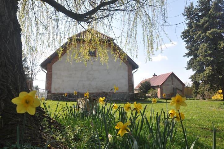 Cottage auf dem Lande zwischen Berlin und Hamburg