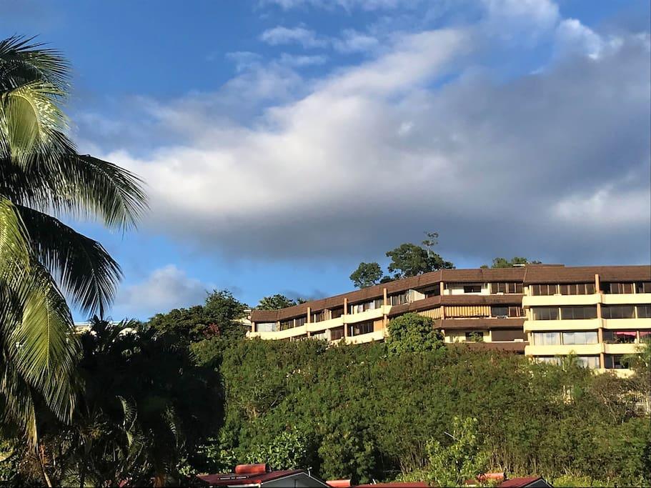 Résidence Fara Nui