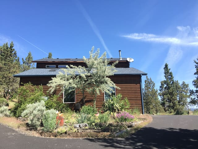 Guest House Nestled in the Rimrock - Prineville - Rumah Tamu