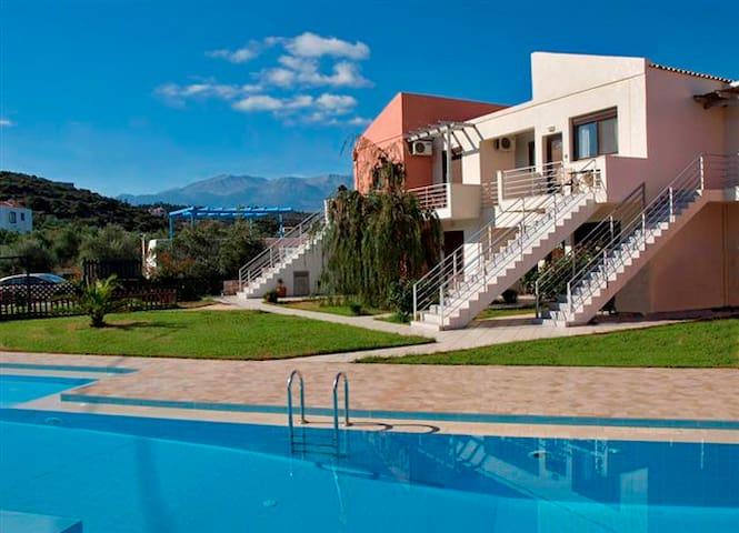 Petinas House - Almyrida - Apartment
