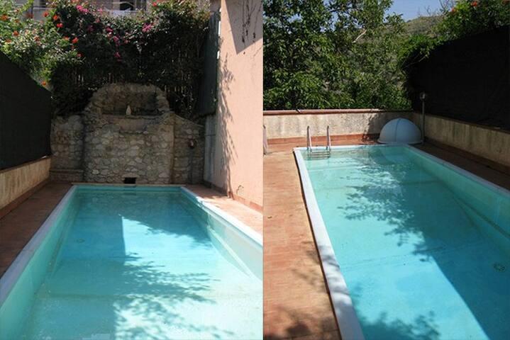 Ottimo appartamento con piscina a 2 km da Tropea - Gasponi - Apartemen