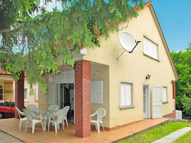 Holiday House Bihari in Siofok