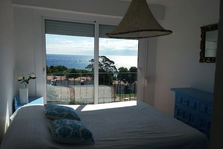 Joya en Calella de Palafrugell (Sea View+Wifi)