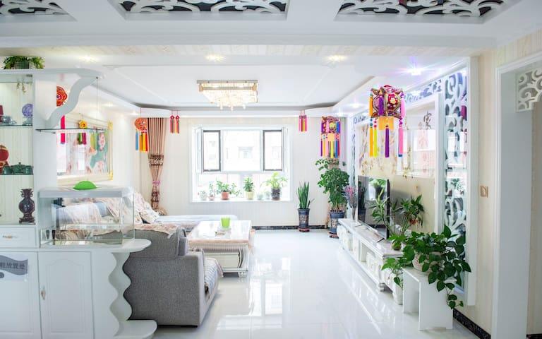 恒通家庭公寓(曹家堡机场店)