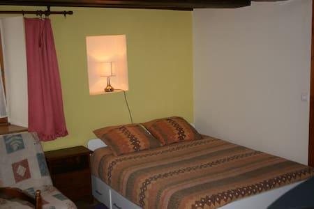 Appartement F1 meuble  independant pour vacances - Urbès - Pis