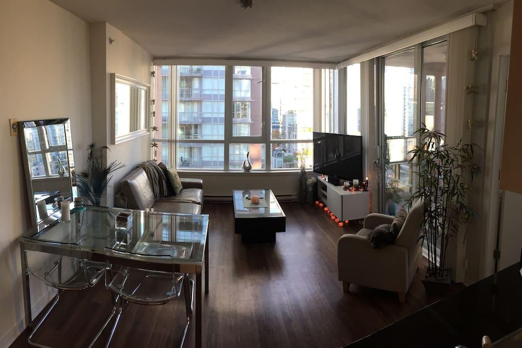 Living Room (open concept)