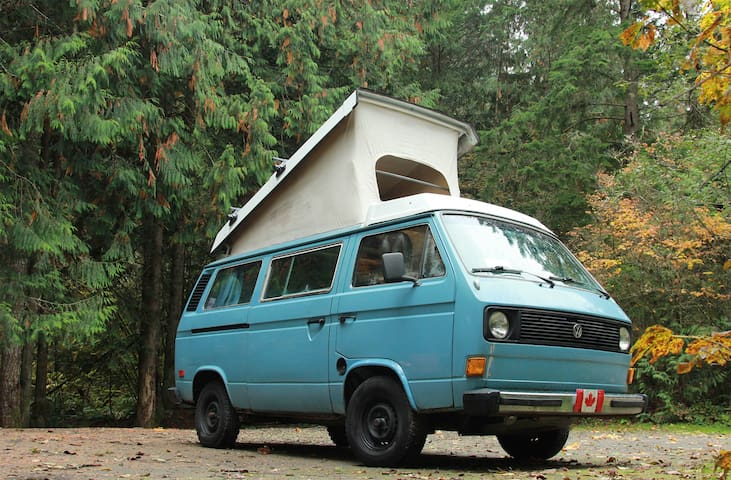 Blue Westy - a great van life experience!