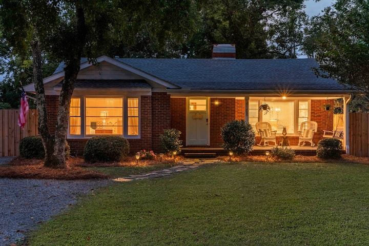 Paradise on Peachtree-A southern belle of a house